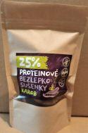 Bezlepkové proteinové s karobem-standart balení 100g Madhuri