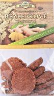 Bezlepkové měkké sušenky perníčky  bez přidaného cukru  200g