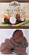 Špaldové měkké sušenky s Karobem a kokosem bez přidaného cukru  200g
